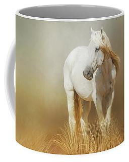 White Horse Coffee Mug