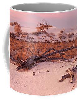White Sands Remnants Coffee Mug