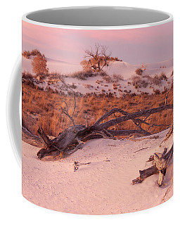 White Sands Remnants Coffee Mug