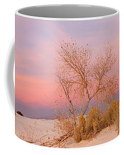 White Sands Sunset 1 Coffee Mug