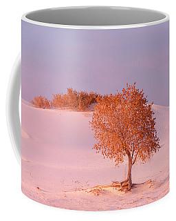 White Sands Sunset 4 Coffee Mug