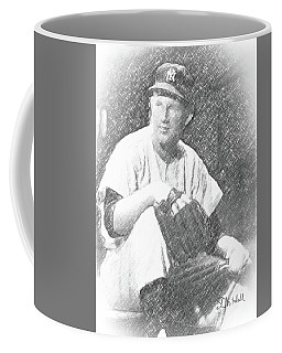 Whitey Ford Coffee Mug