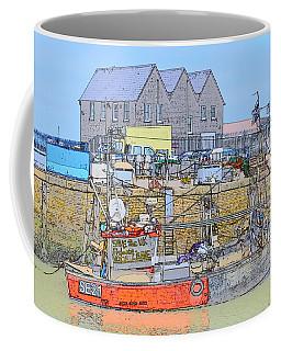 Whitstable Harbour Coffee Mug