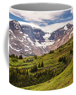 Coffee Mug featuring the photograph Wilcox Pass by Mark Mille