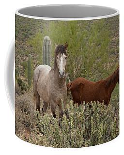 Wild In The Desert Coffee Mug
