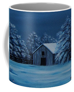 Windburg Barn 2 Coffee Mug