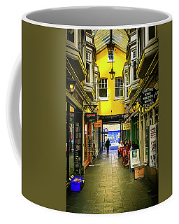 Windham Shopping Arcade Cardiff Coffee Mug