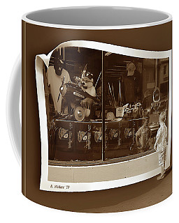 Window Dreaming Coffee Mug