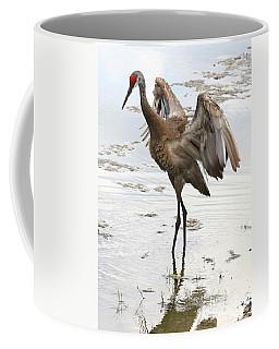 Winging It Coffee Mug
