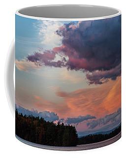 Winnisquam Sunset Coffee Mug