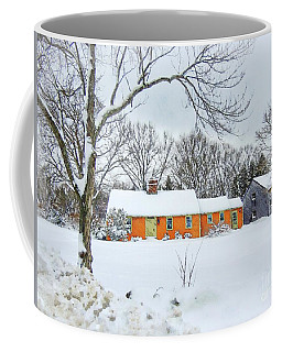 Winter Bliss Coffee Mug by Marcia Lee Jones