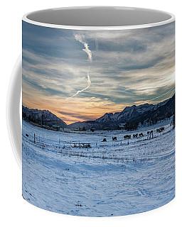 Winter Range Coffee Mug