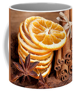 Winter Spices Coffee Mug
