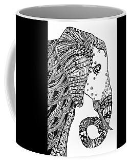 Wise Elephant Coffee Mug