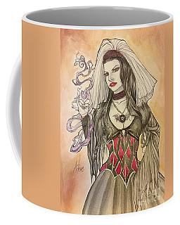 Witch  Coffee Mug by Jimmy Adams