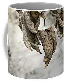 Withered Leaves Coffee Mug