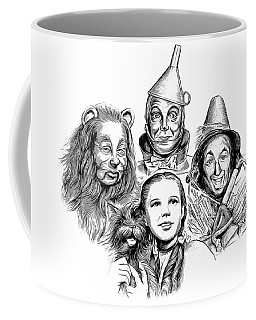 Wizard Of Oz Coffee Mug