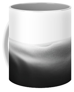 Womans Stomach Coffee Mug