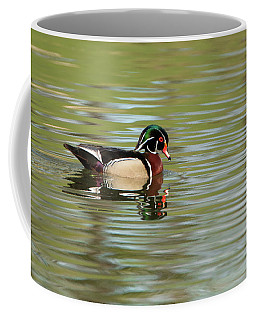 Wood Duck Coffee Mug