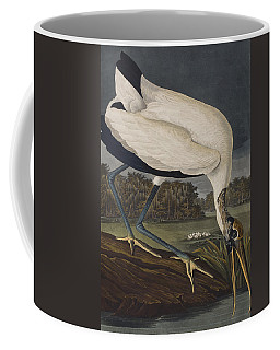Wood Ibis Coffee Mug