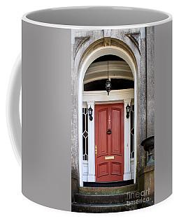 Wooden Door Savannah Coffee Mug