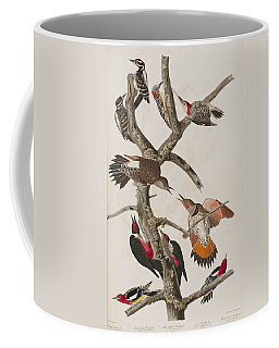 Woodpeckers Coffee Mug
