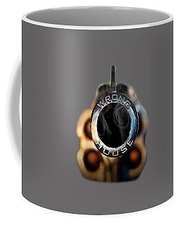 Wrong  House Coffee Mug