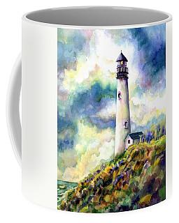 yaquina Head Lighthouse Coffee Mug