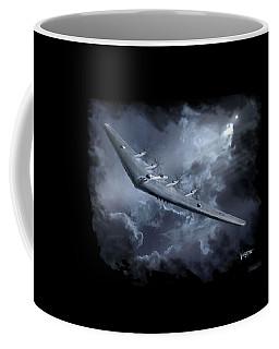 Yb-35 Flying Wing Coffee Mug