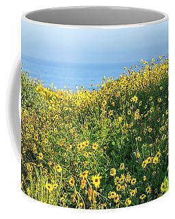 Yellow Is The Color Coffee Mug
