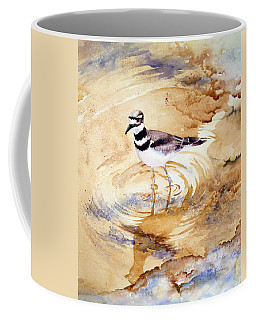 Yellowstone Killdeer Coffee Mug