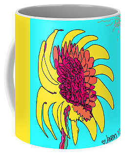 Yes. This Is A Flower, Child Coffee Mug