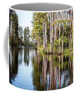 Coffee Mug featuring the photograph Yin Yang by Sally Sperry