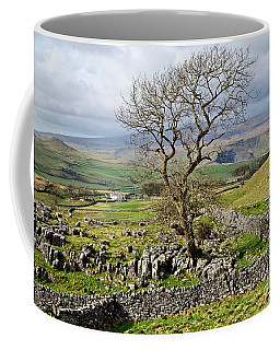 Yorkshire Dales Landscape Coffee Mug