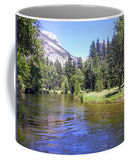 Yosemite Lazy River Coffee Mug