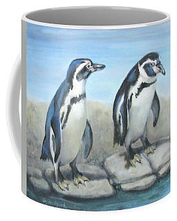 You First Coffee Mug by Oz Freedgood