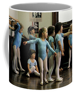 Young Ballet Dancers  Coffee Mug