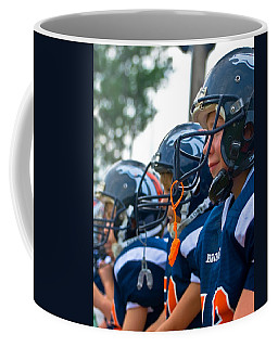Youth Football Coffee Mug