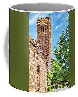 Coffee Mug featuring the photograph Ystad Monastery In Sweden by Antony McAulay