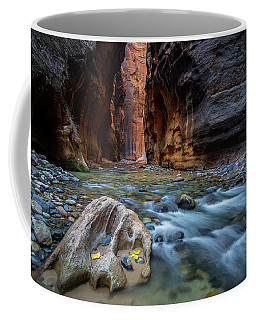Zion Narrows Coffee Mug