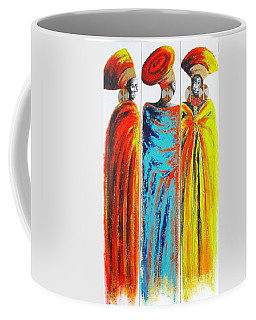 Zulu Ladies 2 Coffee Mug