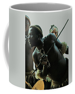 Zulu Warrior Coffee Mug