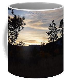 Sunrise Back Country Co Coffee Mug