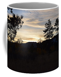 Sunrise Back Country Co Coffee Mug