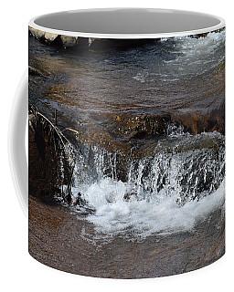 Waterfall Westcliffe Co Coffee Mug