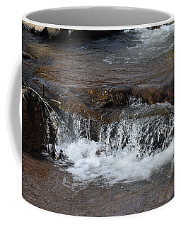 Waterfall Westcliffe Co Coffee Mug