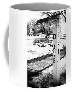 10 Ave And E St Belmar New Jersey Coffee Mug