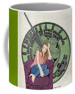 10 Months Coffee Mug by Megan Dirsa-DuBois