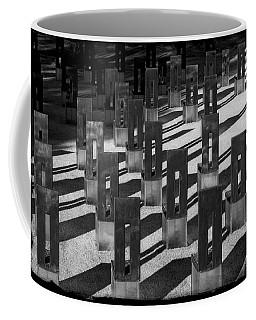 Okc Memorial Coffee Mug