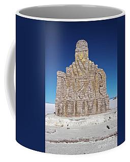 Salar De Uyuni, Bolivia Coffee Mug